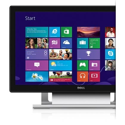 "DELL S2240T 54,6cm (22"") 16:9 TFT VGA/DVI/HDMI/USB 12ms Touch FULL-HD 8Mio:1 IPS"