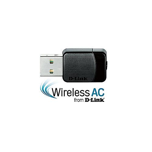 D-Link DWA-171 Wireless AC Dual Band USB Netzwerkadapter USB 2.0 ++ ...