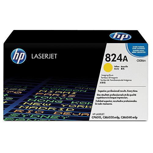 HP CB386A Original Belichtungstrommel 824A gelb | 0882780459175