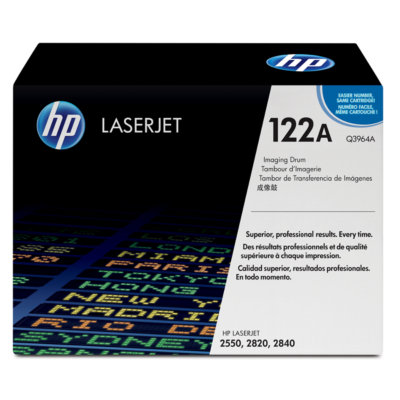 HP  Q3964A Original Belichtungstrommel 122A | 0829160069388