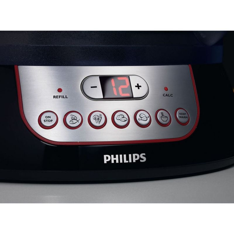 Philips HD9140/91 Dampfgarer
