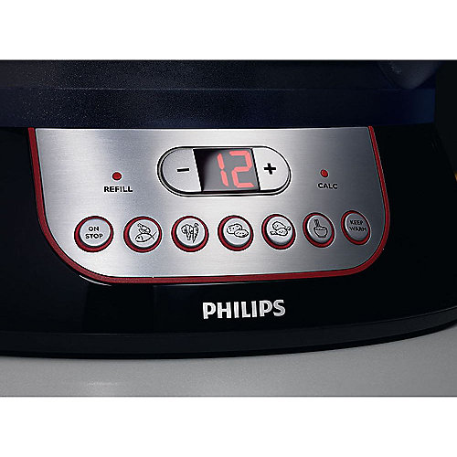 Philips HD9140//91 Dampfgarer