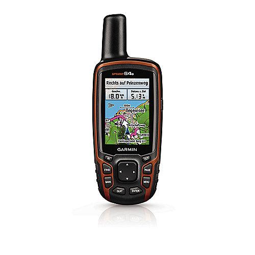 CPC601-14G Garmin GPSMap 64s Outdoor Navi GPS/Glonass Bluetooth ANT+