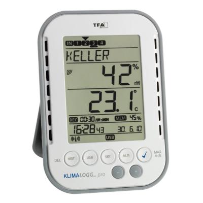 TFA  30.3039 Hygrologg Pro Profi-Thermo-Hygrometer | 4009816020147