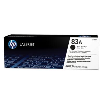 HP  CF283A Original Tonerkassette 83A schwarz | 0886112397692