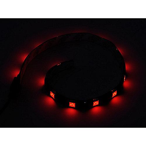 SilverStone LS01 LED Licht Streifen rot