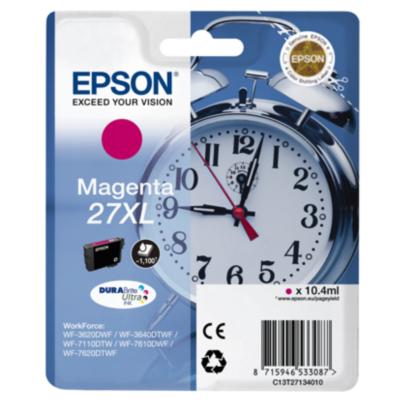 Epson  27XL Original Druckerpatrone Magenta mit hoher Kapazität T2713 | 8715946625881