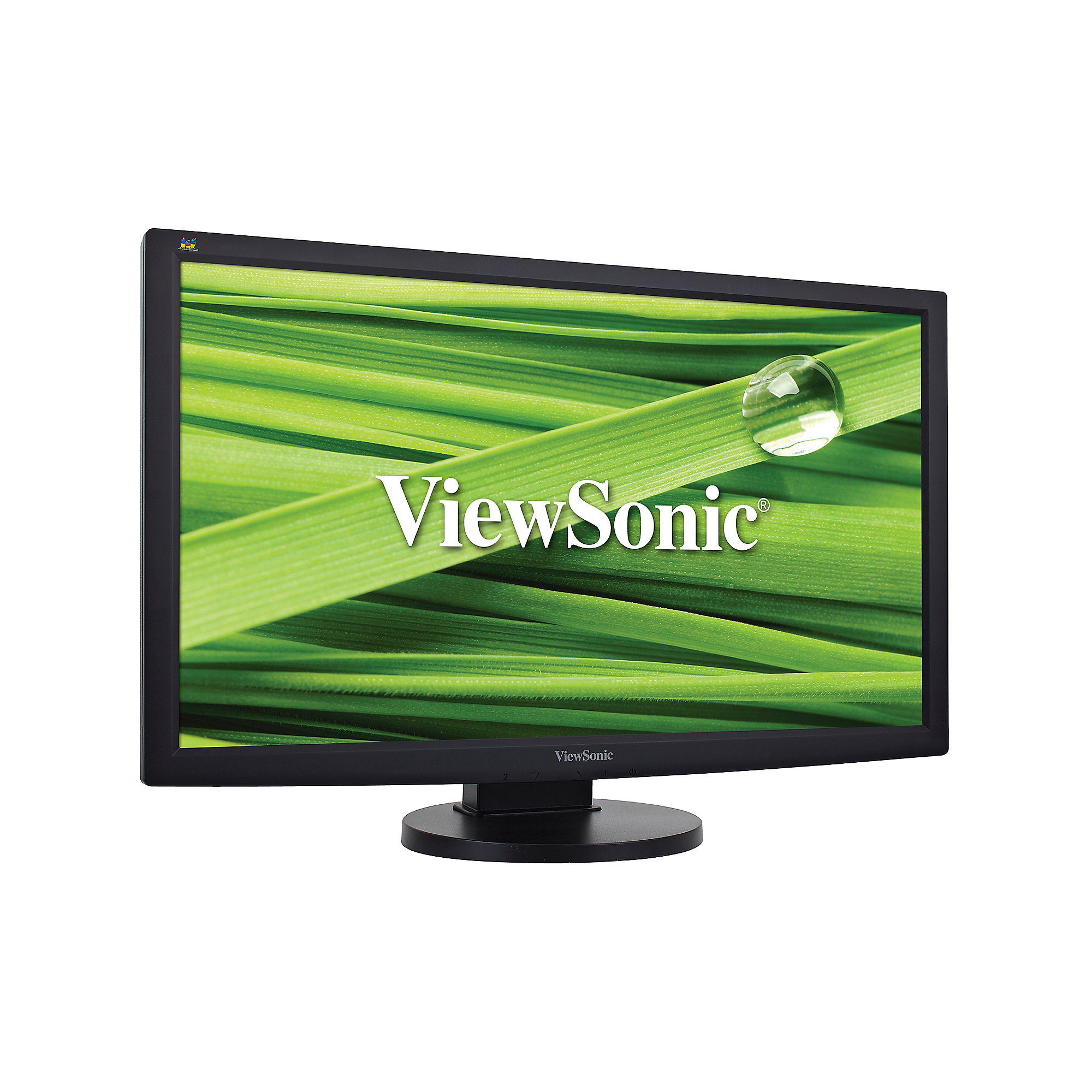 ViewSonic VG2433 59,9cm 24 Zoll 16:9 TN-LED VGA/DVI 5 ms 20Mio:1 hv Pivot