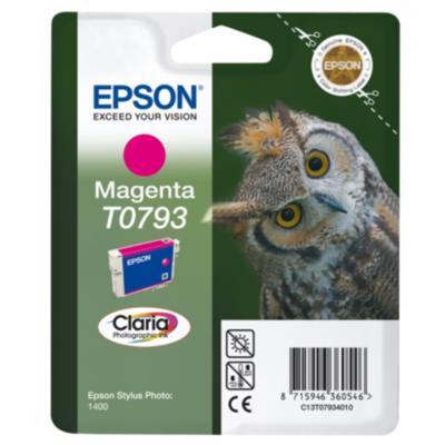 Epson  C13T07934010 Druckerpatrone T0793 magenta   8715946360546