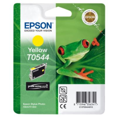 Epson  C13T05444010 Druckerpatrone T0544 pigmentiertes gelb   8715946356341