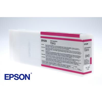Epson  C13T591300 Druckerpatrone T5913 magenta | 0010343862739