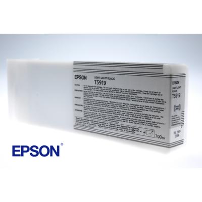 Epson  C13T591900 Druckerpatrone T5919 helles schwarz   0010343862791