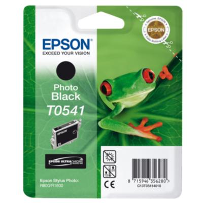 Epson  C13T05414010 Druckerpatrone T0541 pigmentiertes Fotoschwarz   8715946356280