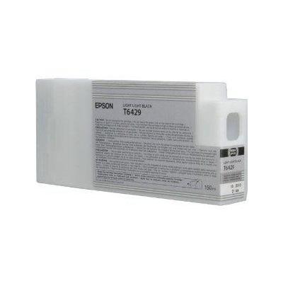 Epson  C13T642900 Druckerpatrone T6429 hell schwarz | 0010343872998