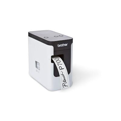 Brother  P-touch P700 Beschriftungsgerät USB-Anschluß 3 Jahre Garantie Mac/Windo | 4977766731140