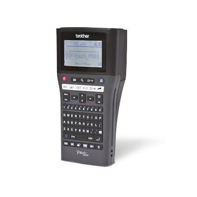 Brother  P-touch PT-H500 Beschriftungsgerät Handheld mit Display u. Tastatur | 4977766729604