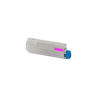 OKI  45396202 Tonerkassette magenta mit hoher Kapazität | 5031713057598