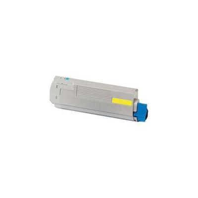 OKI  45396201 Tonerkassette gelb mit hoher Kapazität | 5031713057574