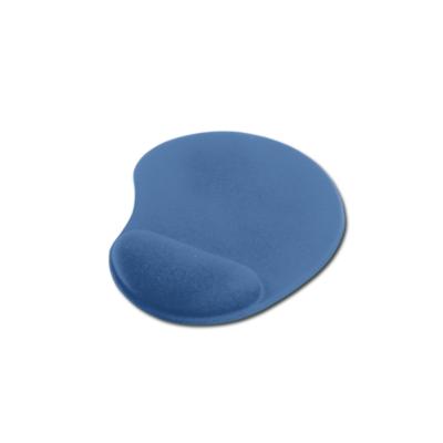 Ednet  Mauspad mit Handballenauflage blau | 4054007642189