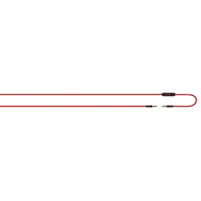 beats by dr. dre  RemoteTalk Cable Ersatzkabel für Beats Kopfhörer rot | 0848447009824