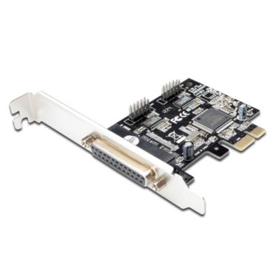 Digitus  PCI Express 1x Parallel 2x Serial Schnittstellenkarte | 4016032317760