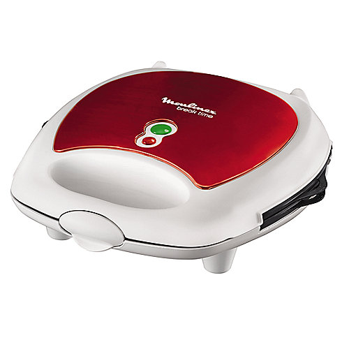 Moulinex SW6125 3-in-1 Snack-Kombigerät Red Ruby | 3168430135390