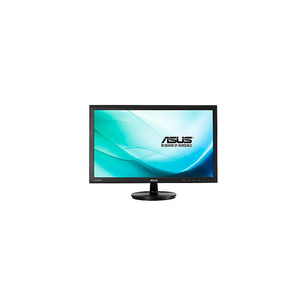 "ASUS VS247HR 60cm (24"") 16:9 TFT VGA/DVI/HDMI 2 ms 50Mio:1 LED"