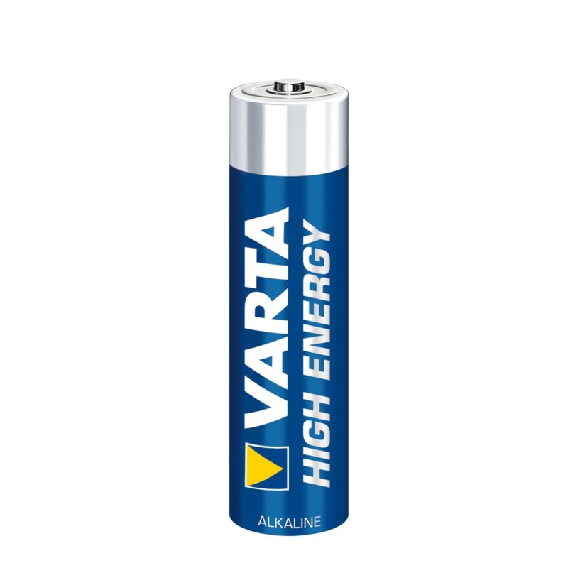 VARTA High Energy Batterie Micro AAA LR3 4er Blister
