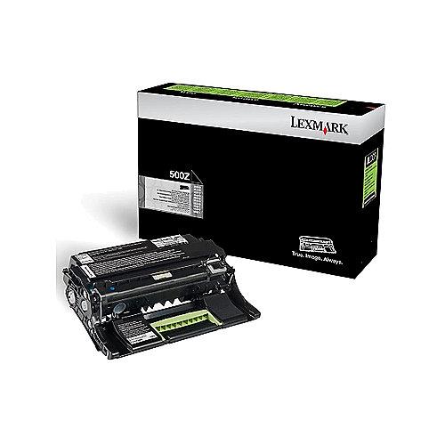 Lexmark 50F0Z00 Rückgabe-Druckerbildeinheit 500Z schwarz 60.000 Seiten | 0734646433365