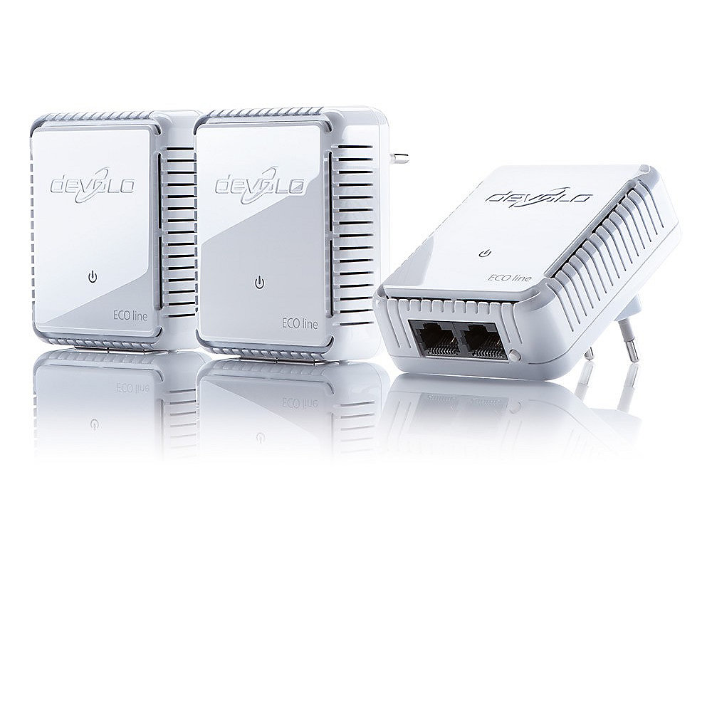 devolo dLAN 500 duo Network Kit (3. Stk)
