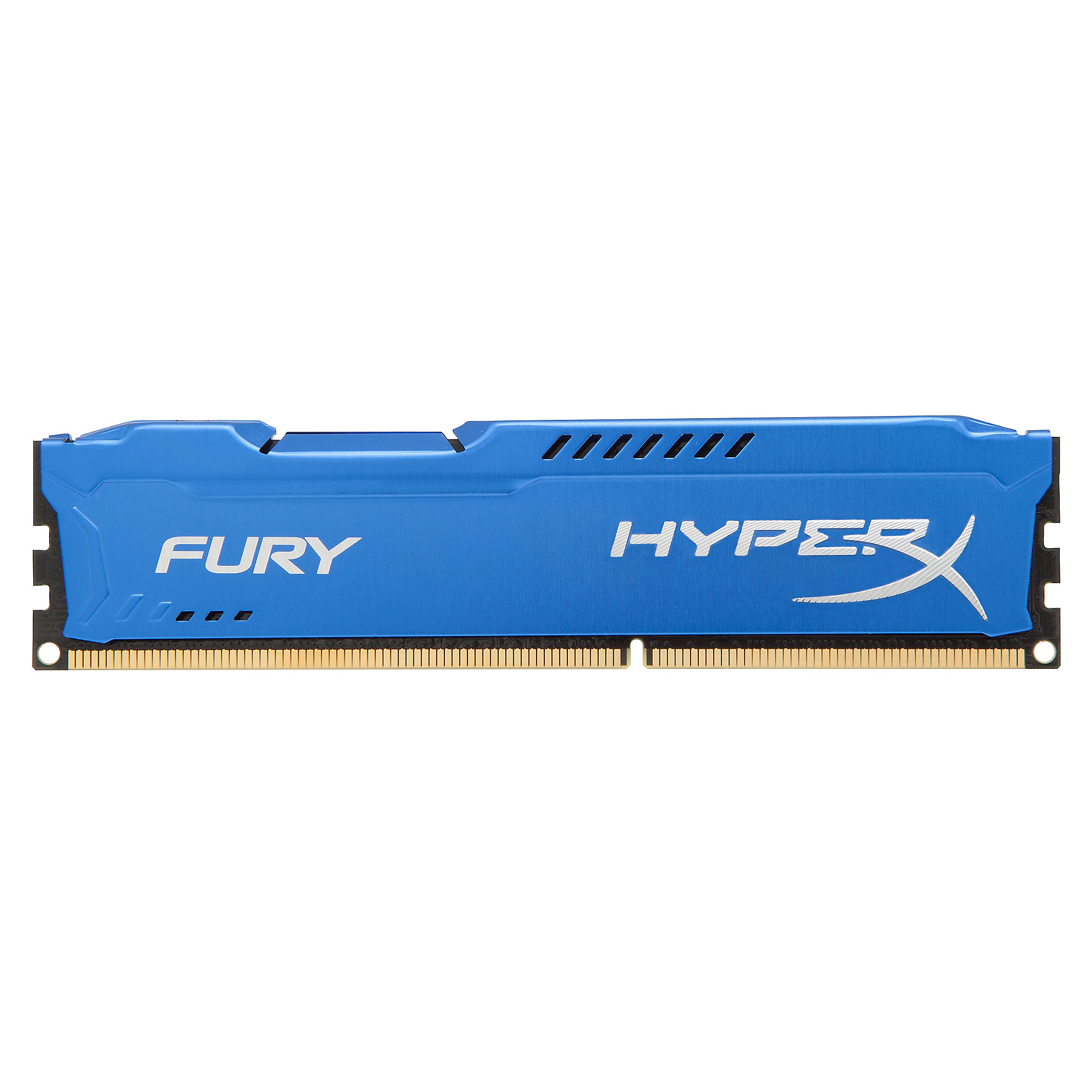 16GB (2x 8GB) Kingston HyperX Fury blau DDR3-1333 CL9 RAM Kit
