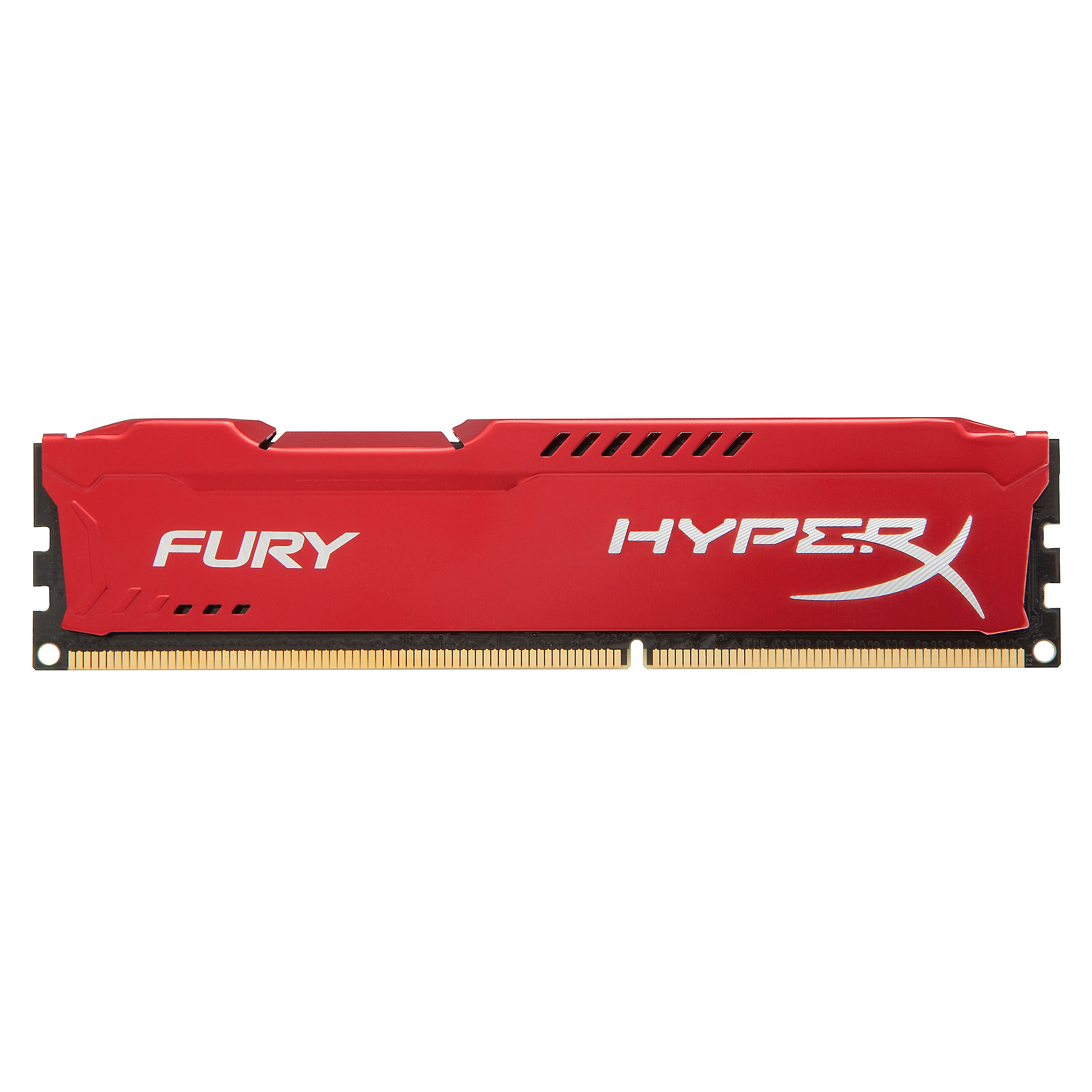 4GB Kingston HyperX Fury rot DDR3-1866 CL10 RAM