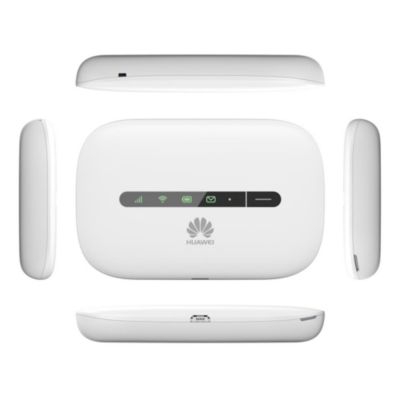 Huawei  E5330 3G MIFI Wifi Router Mobiler Hotspot 21Mbps (ohne SIM-Lock) weiß | 6901443023547