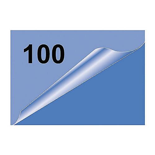 Olympia Laminierfolien Visitenkarte 125 micron ...