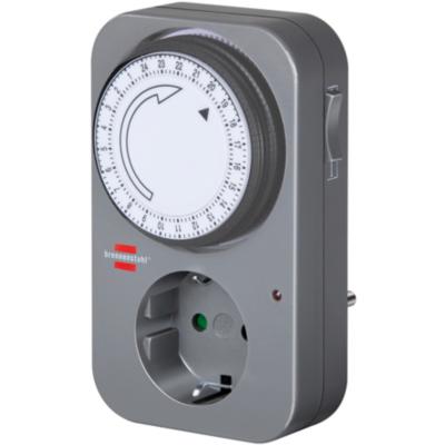 Brennenstuhl  Mechanische Zeitschaltuhr MZ 20 grau | 4007123104529