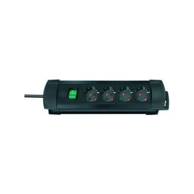 Brennenstuhl  Premium-Line 4-fach Steckdosenleiste 1,8m schwarz | 4007123623983