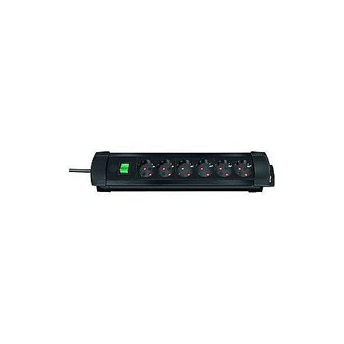 Brennenstuhl Premium-Line Steckdosenleiste 8-fach 3m schwarz