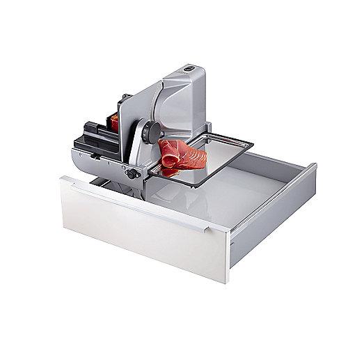 ritter AES 62 SL Einbau-Allesschneider silbermetallic (Linksführung) | 4004822544007