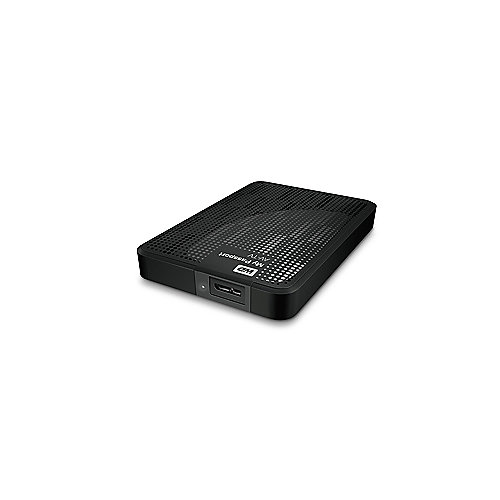 WD My Passport AV-TV USB3.0 1TB 2.5zoll - exter...