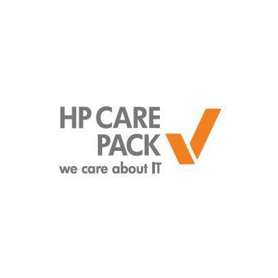 HP  UM137E eCare Pack Garantieerweiterung auf 3 Jahre mit Standardaustausch   4053162120891