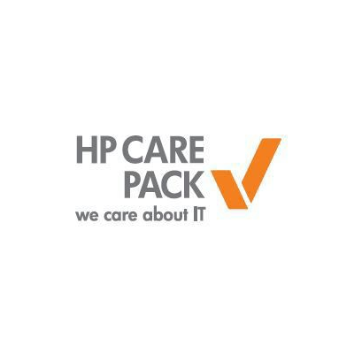 HP  UG187E eCare Pack Garantieerweiterung auf 3 Jahre mit Standardaustausch   4053162118676