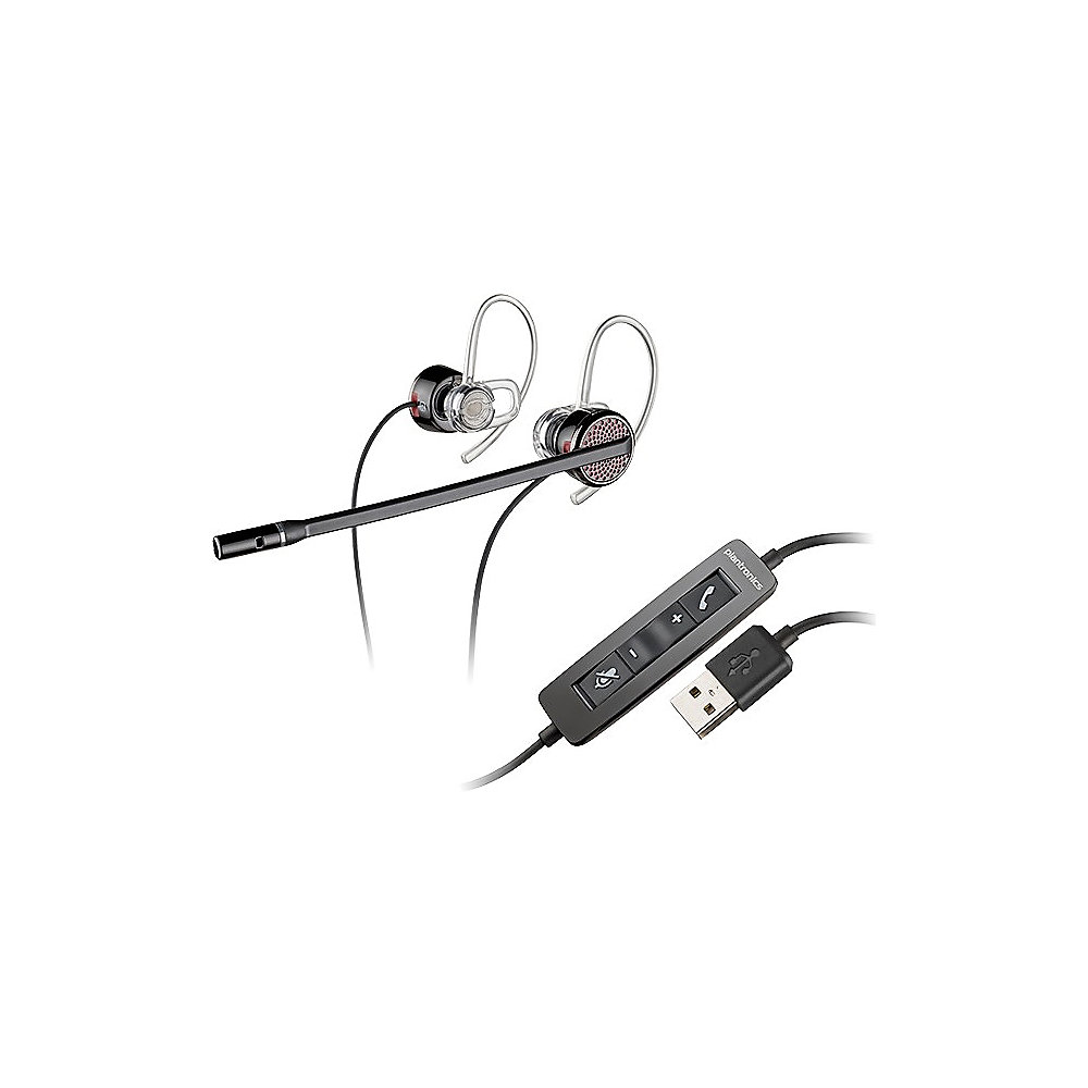 Plantronics Headset Blackwire USB C435
