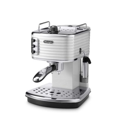 Delonghi  ECZ 351.W Scultura Espressomaschine/Siebträger weiß   8004399327634