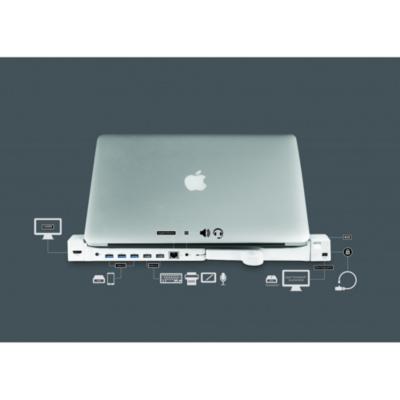 infiniWing LandingZone DOCK PRO Dockingstation MacBook Pro Retina 13″ Mid 2012 / Late 2013   0854333004262