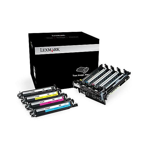 70C0Z50 Druckerbildeinheit-Kit schwarz&Farbe | 0734646436519