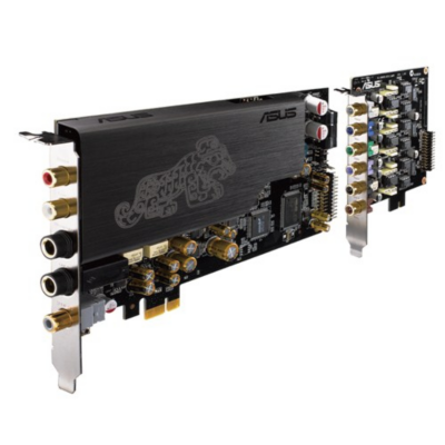Asus Xonar Essence STX II 7.1 Soundkarte PCIe