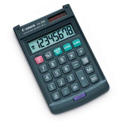 Canon  LS-39 E DBL Taschenrechner | 4960999651729