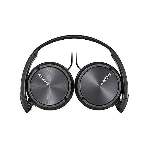MDR-ZX310APB On Ear Kopfhörer mit Headsetfunktion – Schwarz | 4905524942170