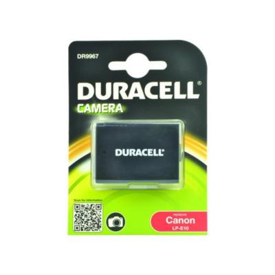 Duracell  Li-Ion-Akku für Canon LP-E10 | 5055190134887
