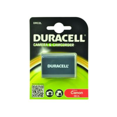 Duracell  Li-Ion-Akku für Canon NB-2L | 5055190105900